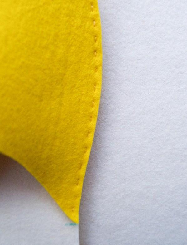 Красиво, просто иудобно: яркие тапочки изфетра