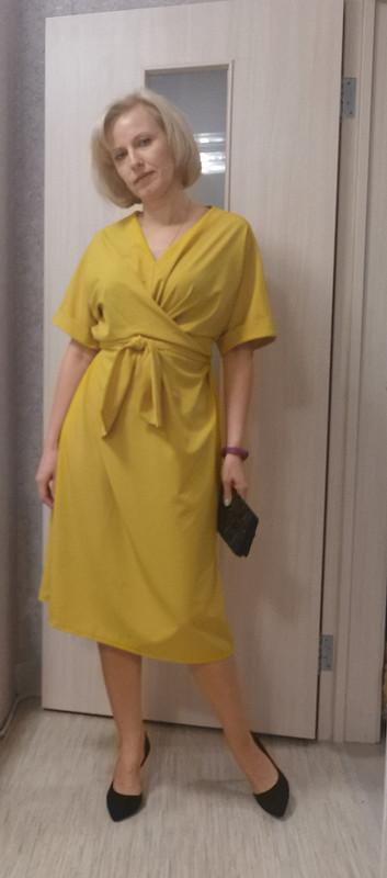 Летнее платье от LenokA