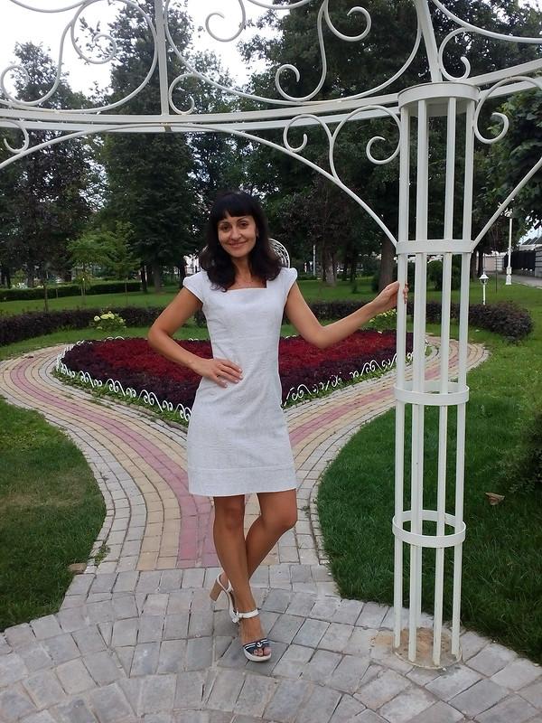 Летнее платье от Olga_2021