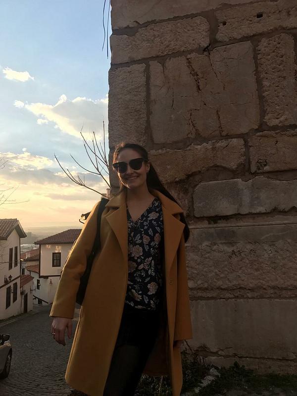 Пальто «солнечное») от Olga_2021