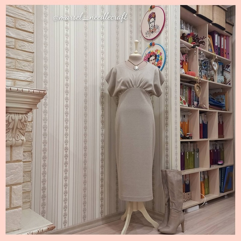 Платье «My Golden Dress» от MarSel