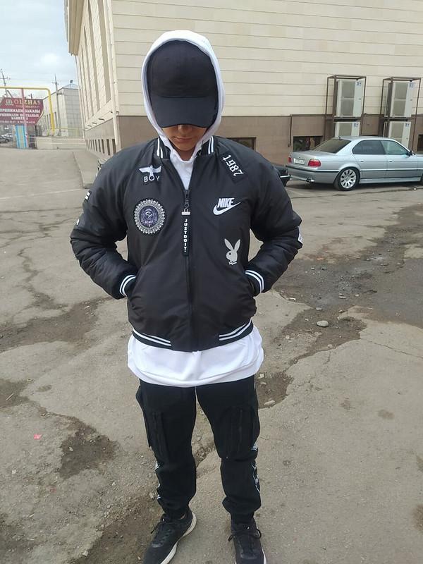 Бомбер-куртка длясына!!! от TatyanaFrolova