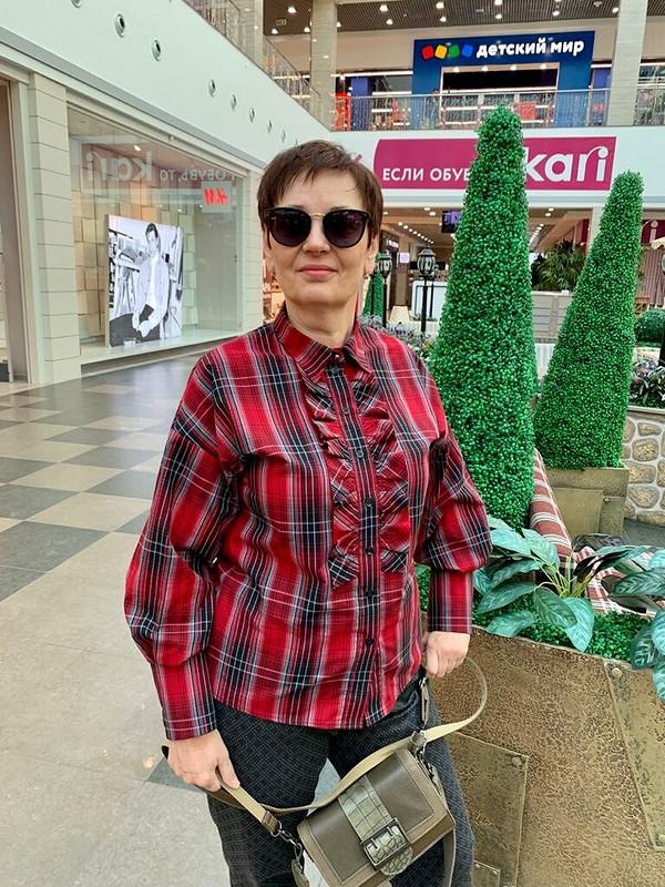 Блузка моей молодости от SvetlanaGorenkova