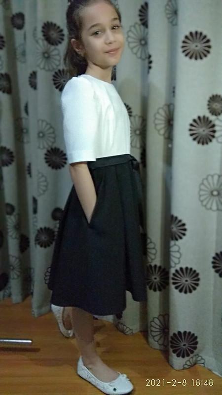 Платье длядоченьки 1/2021/130 от Катерина