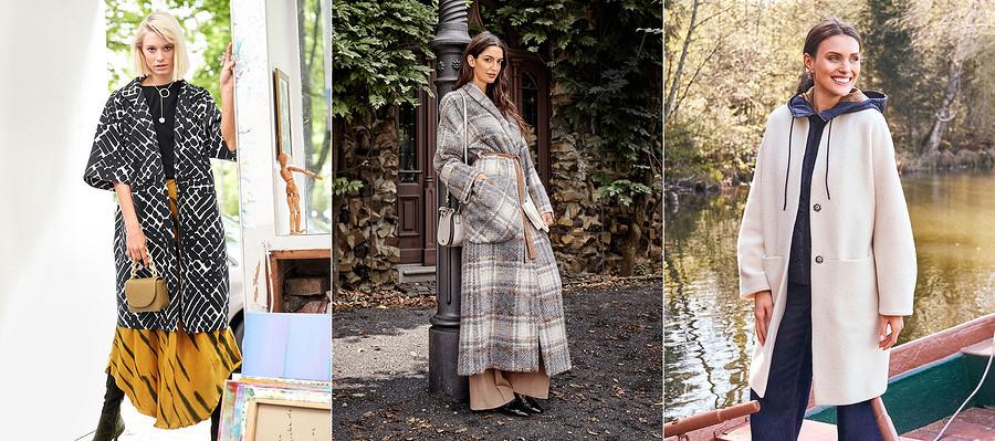 8 пальто отBurda, которые стоит сшить навесну-2021