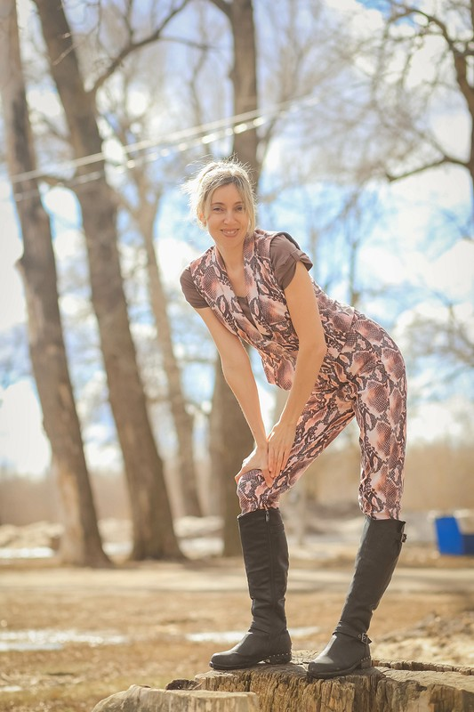 Жилет, брюки, футболка от Ольга Колодина