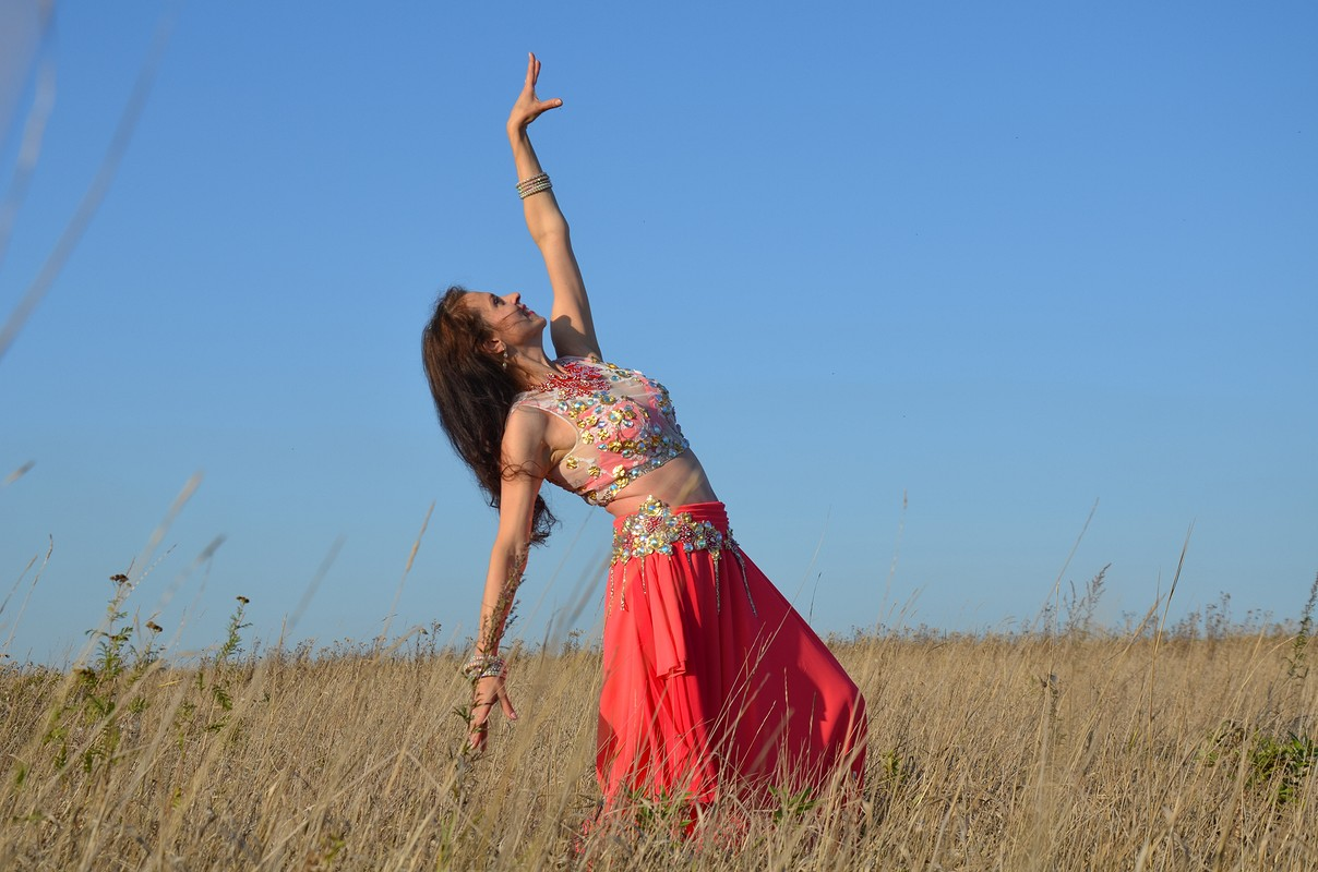 Костюм «Мелодия»: юбка итоп от Анастасия Золотая