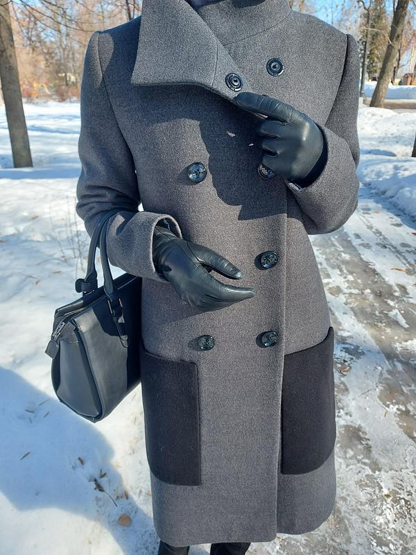 Утеплённое пальто от vol4ica