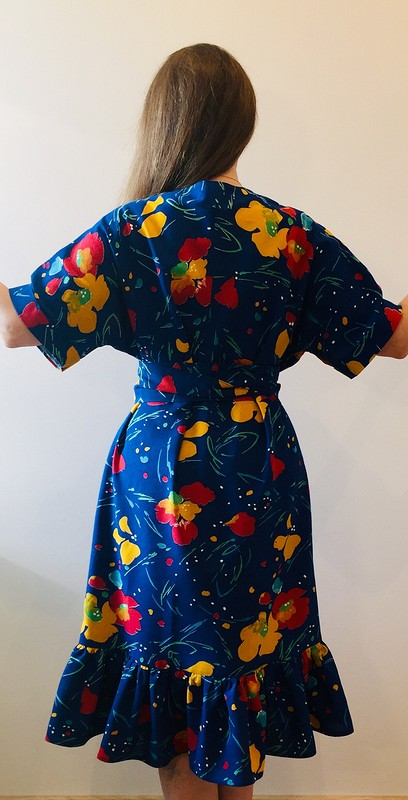 Платье 101___Burda  2/2021___ХЛОПОК от Анна Батухтина