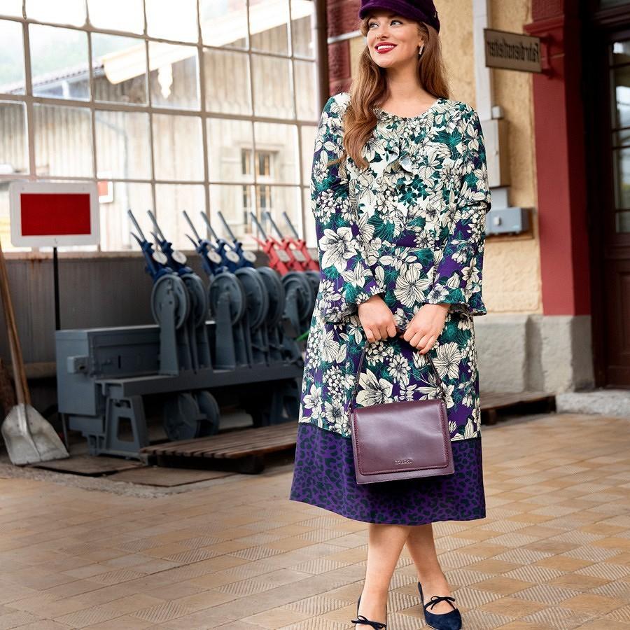 Платья навесну: 10 моделей размера plus, вкоторые вы влюбитесь