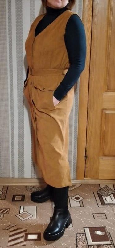 Платье-сарафан от g8442