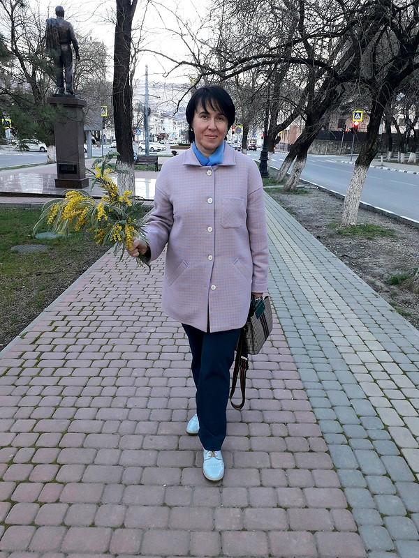 Пальто «Мания «величия» от AnnaVoloshina