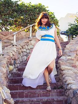 Работа с названием Платье египтянки ♥