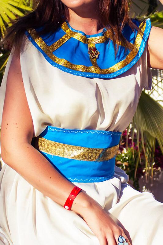 Платье египтянки ♥ от MilAnna