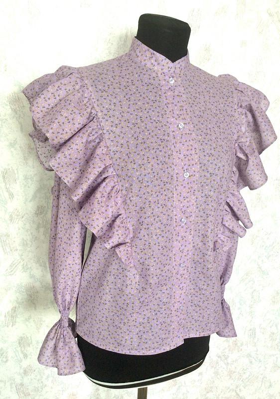 Блуза «Черничный йогурт» от LiubovEvseeva