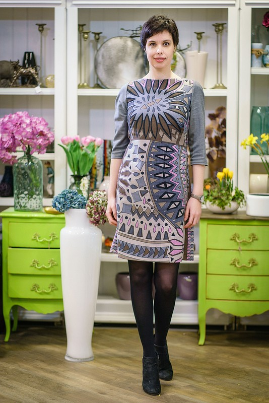 Платье от Hellena22