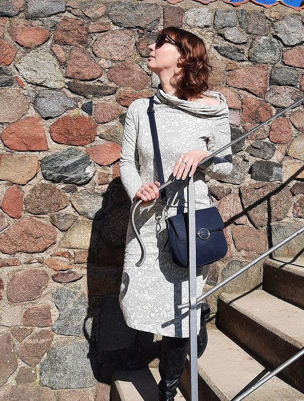 Быстрое платье от Maria