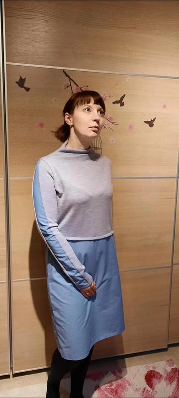 Платье «Апсайклинг» от Maria