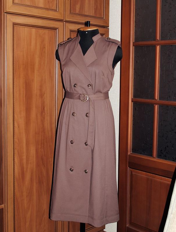 Платье-тренч от ulya28051983