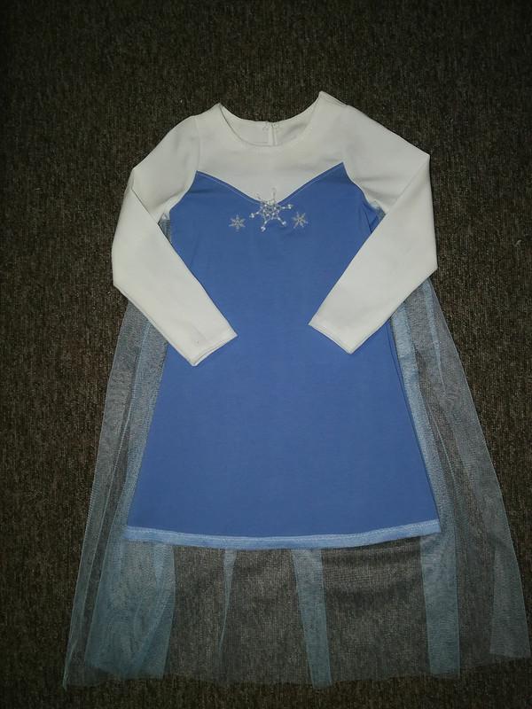 Платье длявечеринка «Frozen» от Nellene Mellene