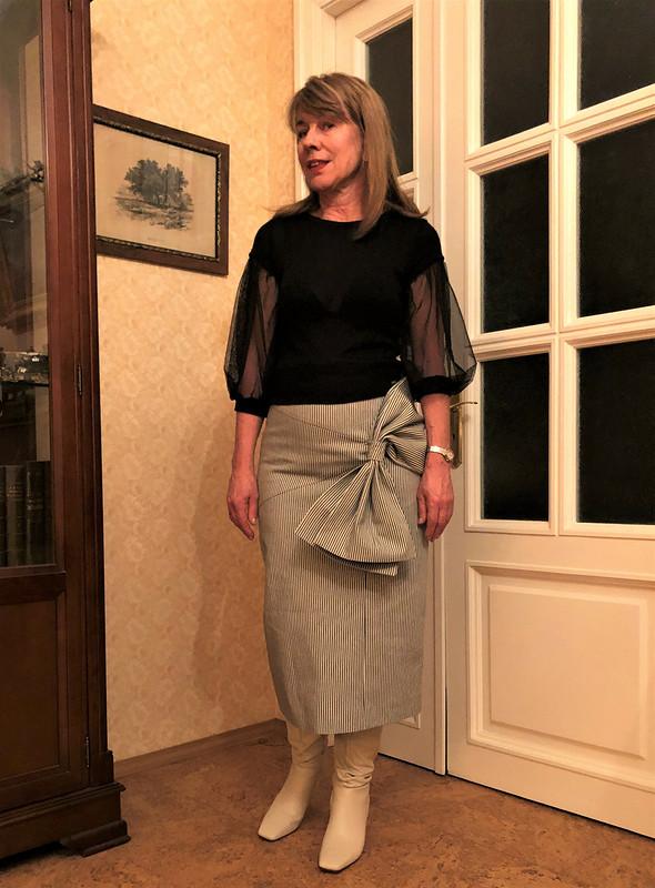Универсальная юбка от verusha