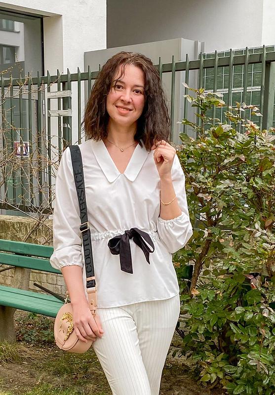 Нежная блуза ввинтажном стиле от @Dariaschade