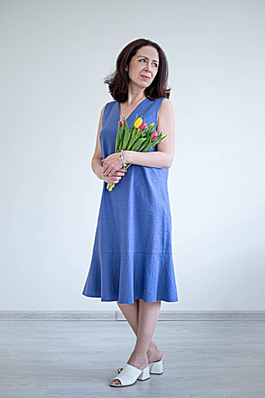 Платье «Аромат весны» от Похващева Ирина
