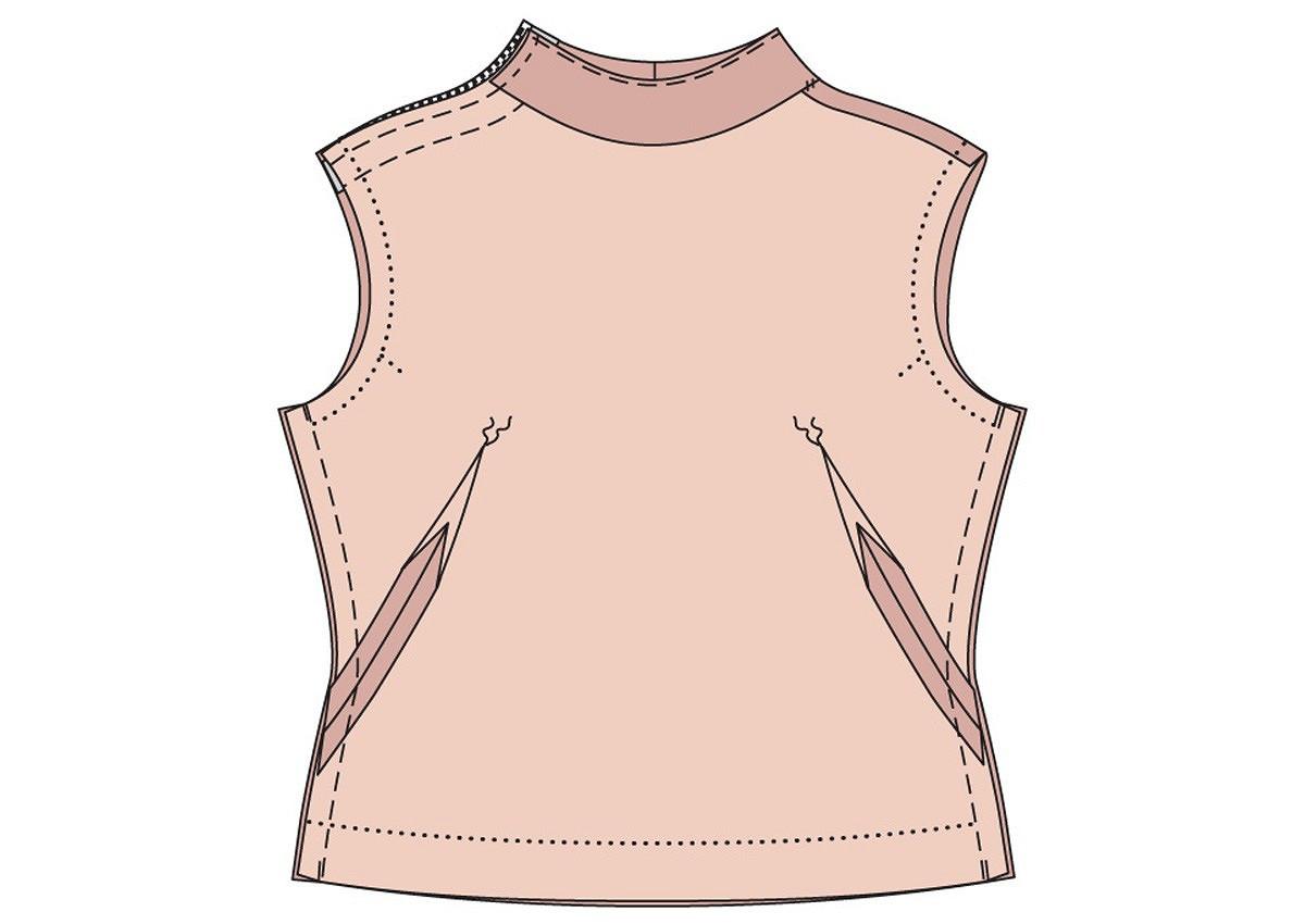 Пуловер приталенного силуэта изваляного лодена своими руками