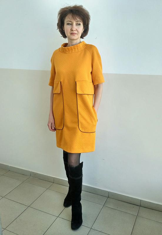 Платье помотивам JC de Castelbajac от ЕленаКас