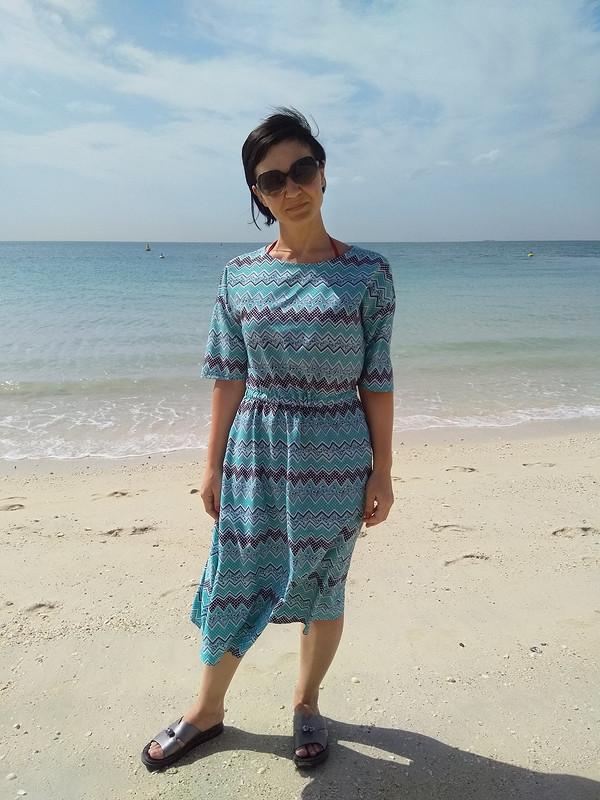 Любимое платье от kukushkinaak