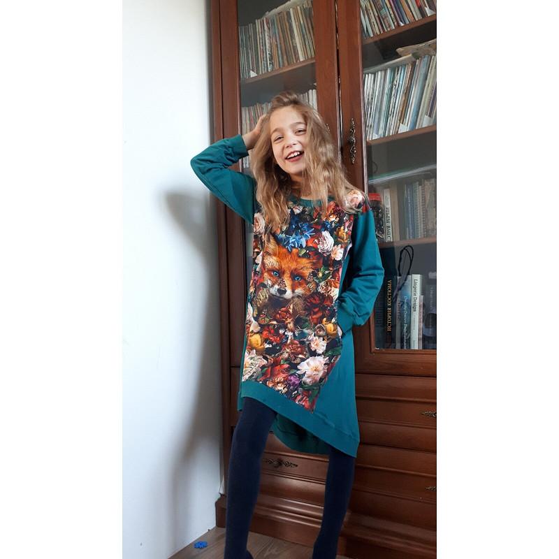 Платье «Лисичка» от TanyushkaPavlova