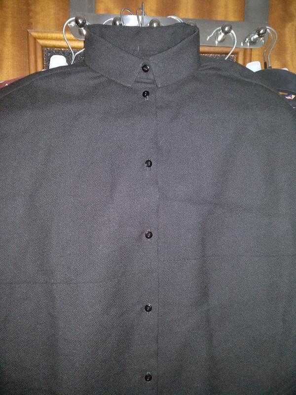 Рубашка изшерсти со льном от 7Irena