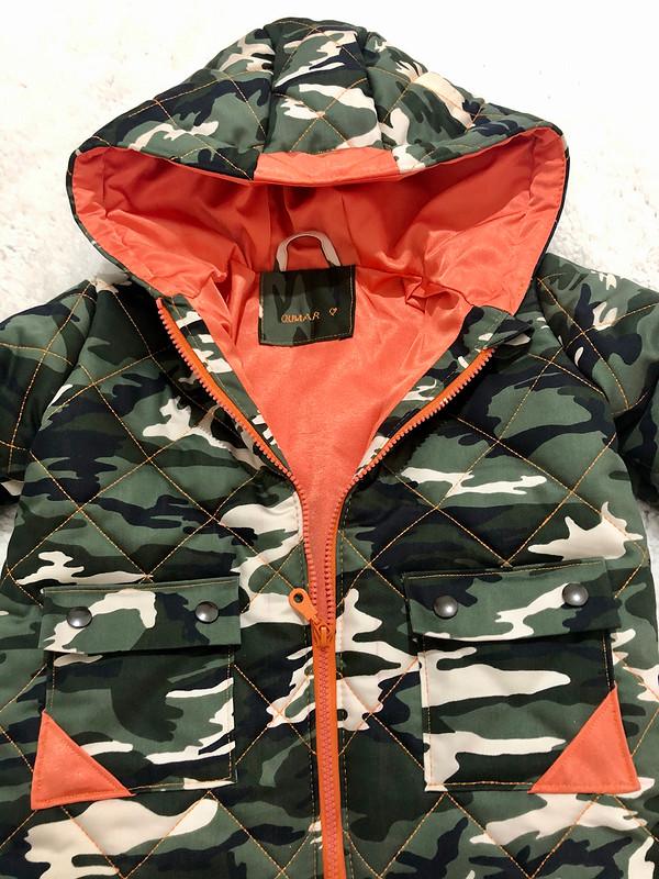 Куртка длянастоящего пацана от Myla