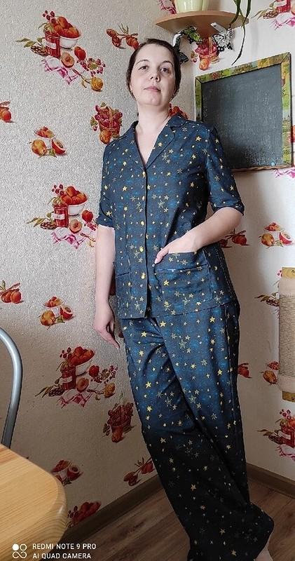 Пижамные брюки от valerida