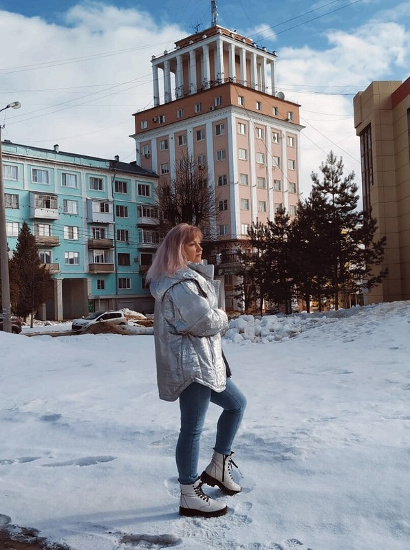 Куртка-рубашка «Блеск» от IrinaР1973