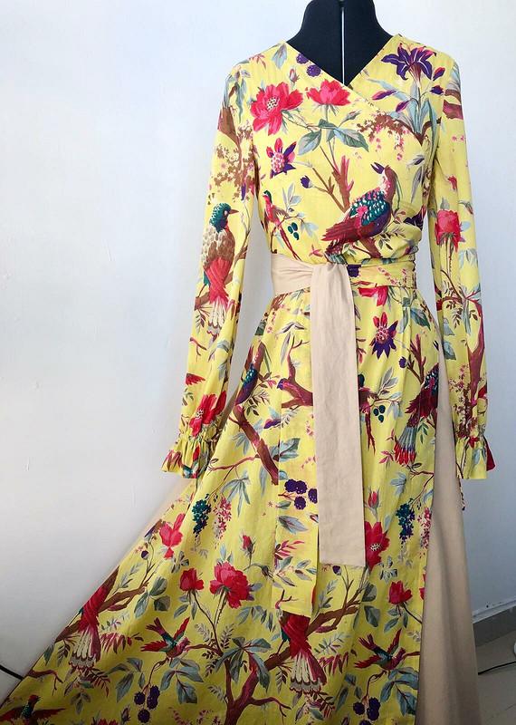 Платье длядевушки-загадки от Myla