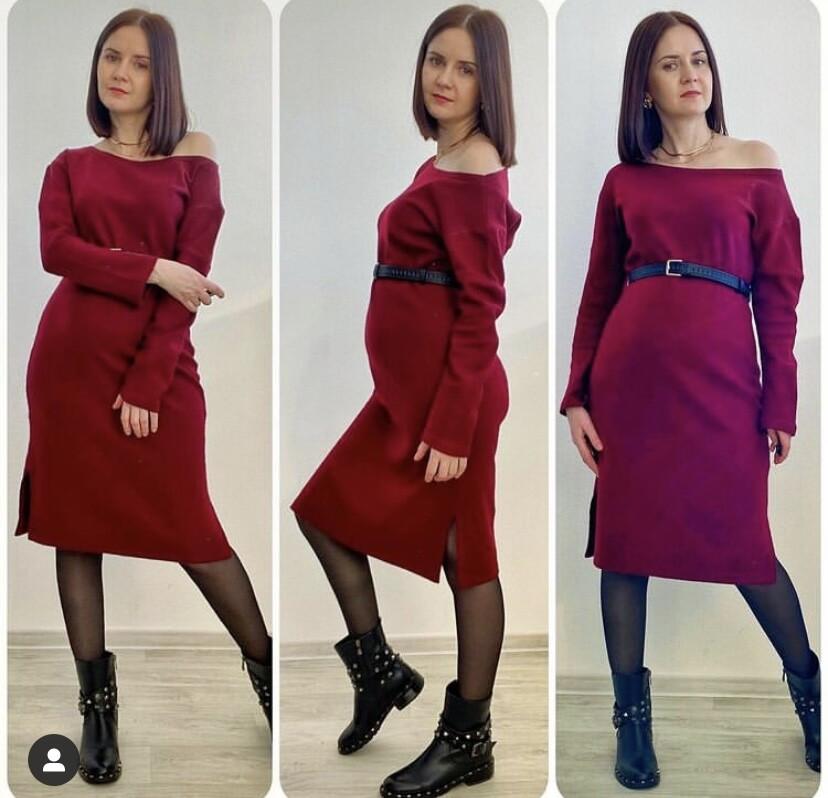 Трикотаж: ксотюм, платье, пуловер от Anastasia33