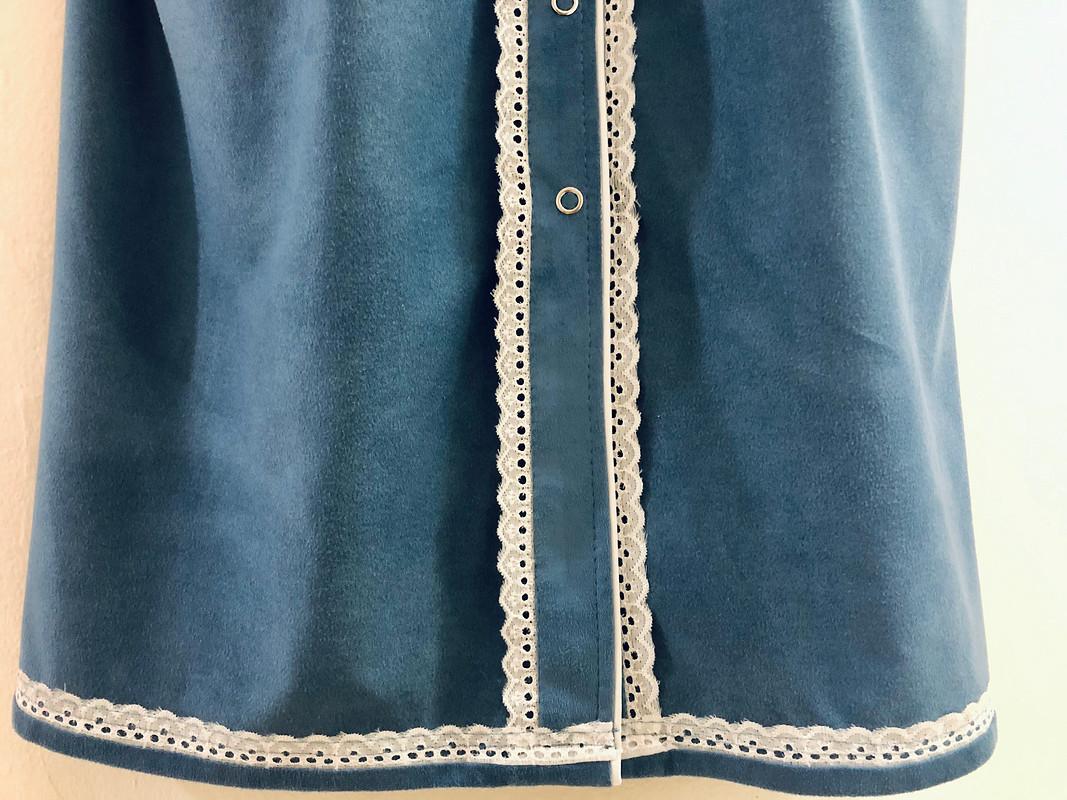 Платье-рубашка впижамном стиле... от Myla