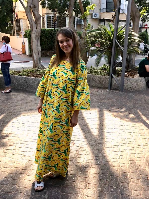 Платье «Арбузовое настроение» от Myla