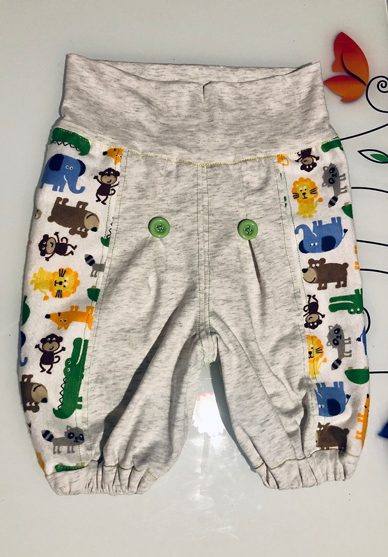 Фейерверк модных штанишек от Myla