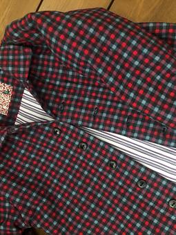 Работа с названием Рубашка для мальчика