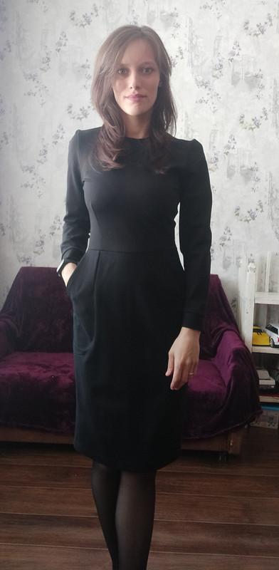 Платье-футляр от Галина666