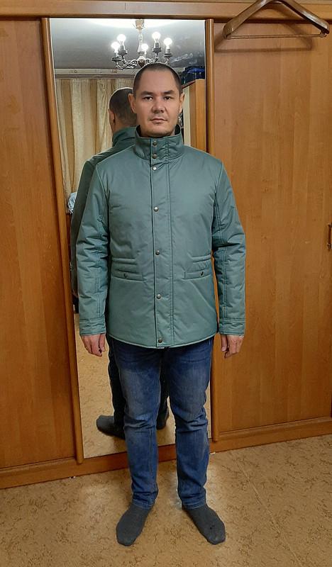 Мужская демисезонная куртка от meleant
