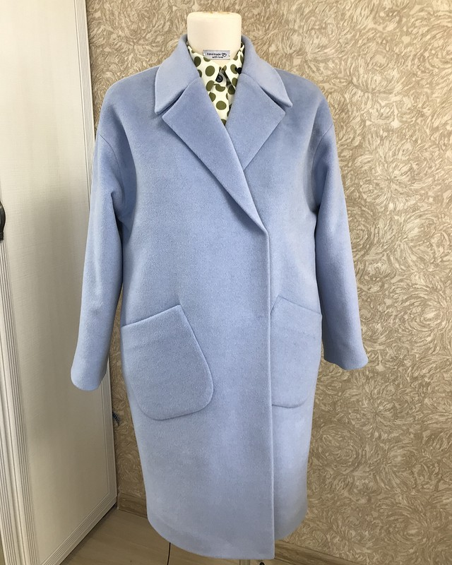 Пальто оверсайз от Anilena