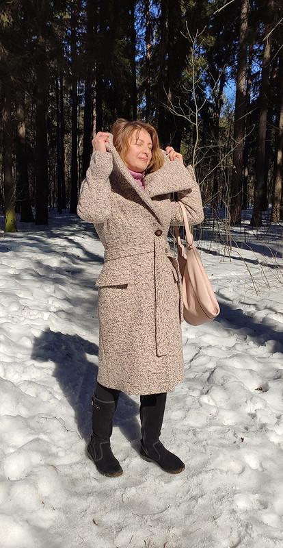 Пальто «Привет, весна!» от Ellazem