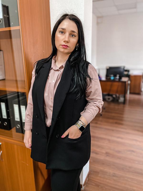 Розовая блуза от shemyreva_yulia