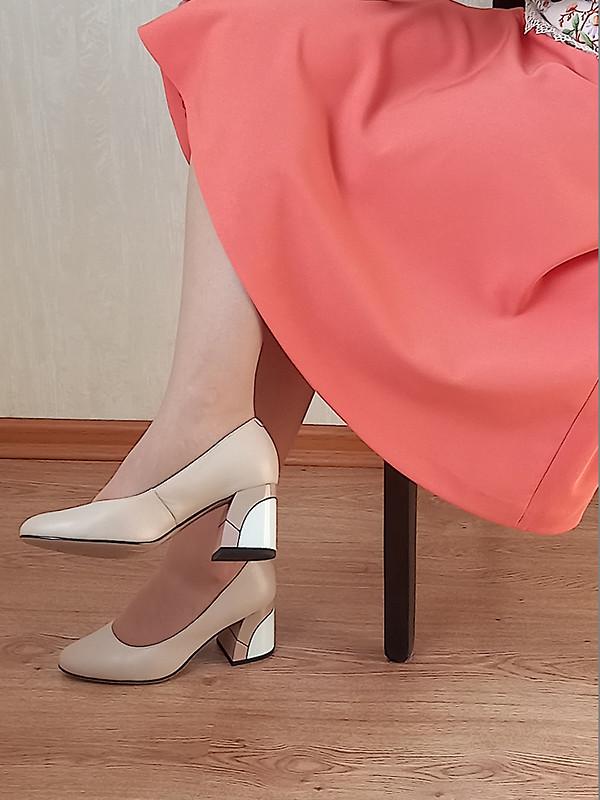 Юбка персикового цвета от Людмила @m.madmuasel
