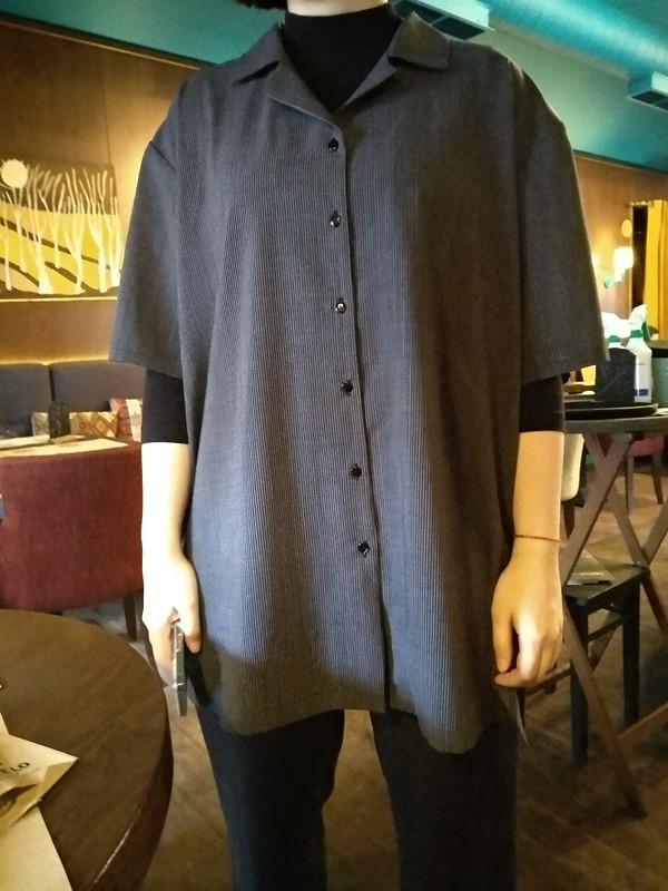 Рубашка измарлевки от 7Irena
