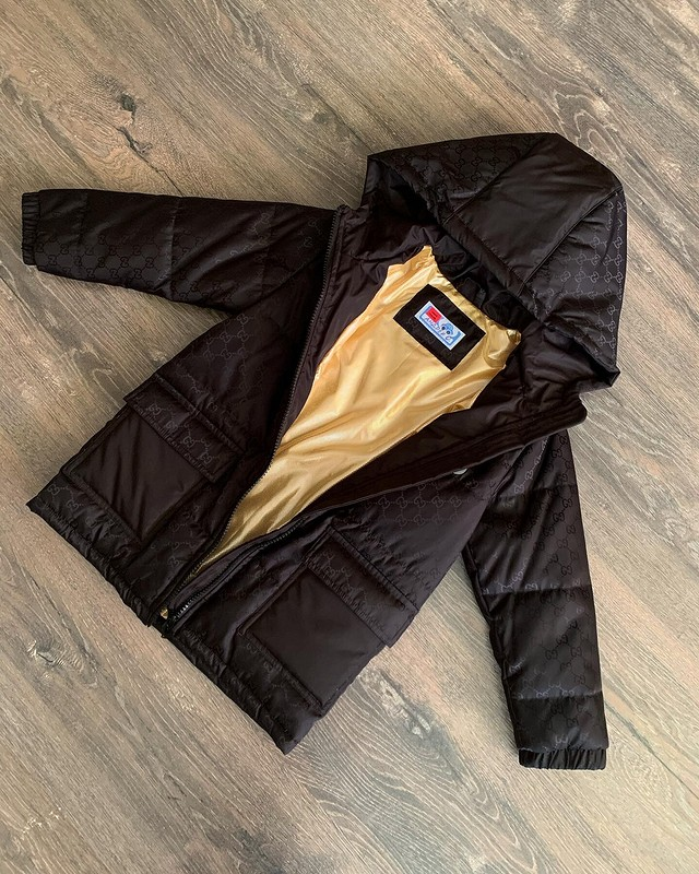 Куртка изплащевой Гуччи от Anna Vidineeva