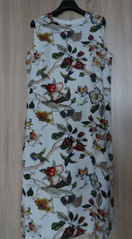 Платье «Райские птички» от ЛеО